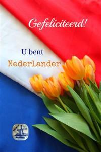 Gefeliciteerd! U bent Nederlander - ISBN 978 94 90055 13 4