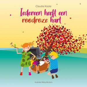 Cover Voor - CLK49_2020 Kinderboek Roodroze hart Voor