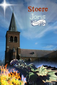 Kwartetspel Stoere Joris in het drakenjaar 2016