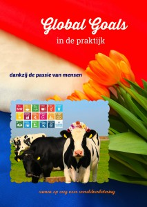 II cover Global Goals in de praktijk - dankzij de passie van mensen