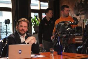 Nieuwsfoto - De Rijdende Rechter in Nieuw-Vossemeer