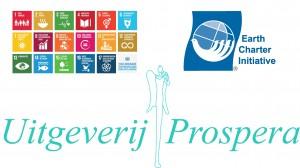 Uitgeverij Prospera logo SDGs en EC