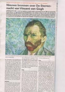 Nieuwe bronnen worden onthuld in expositiestuk en journalistieke artikelen.
