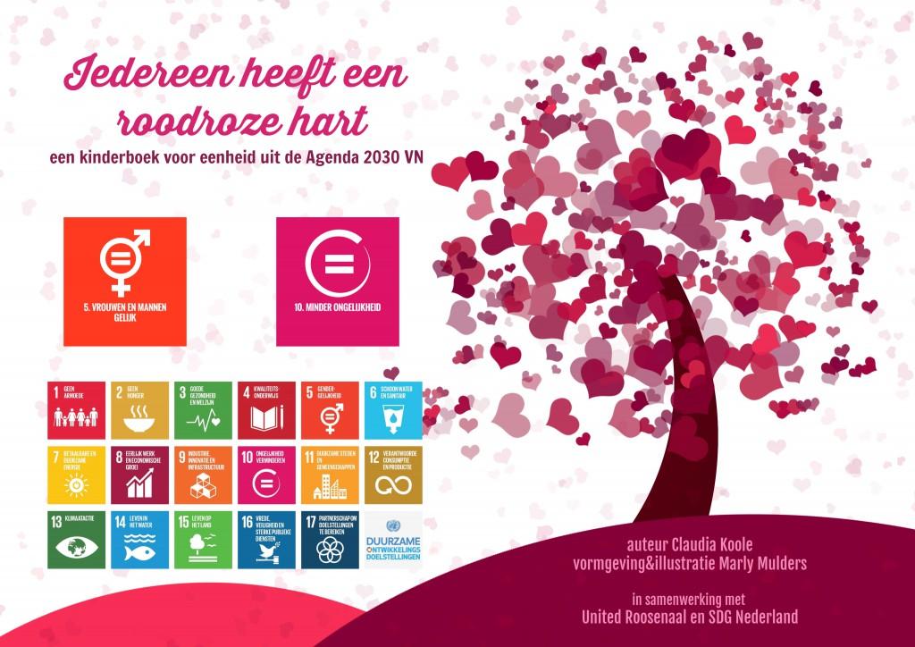 PR logo SDG5en10 Iedereen heeft een roodroze hart - dreamstime_xxl_115315960 (1)