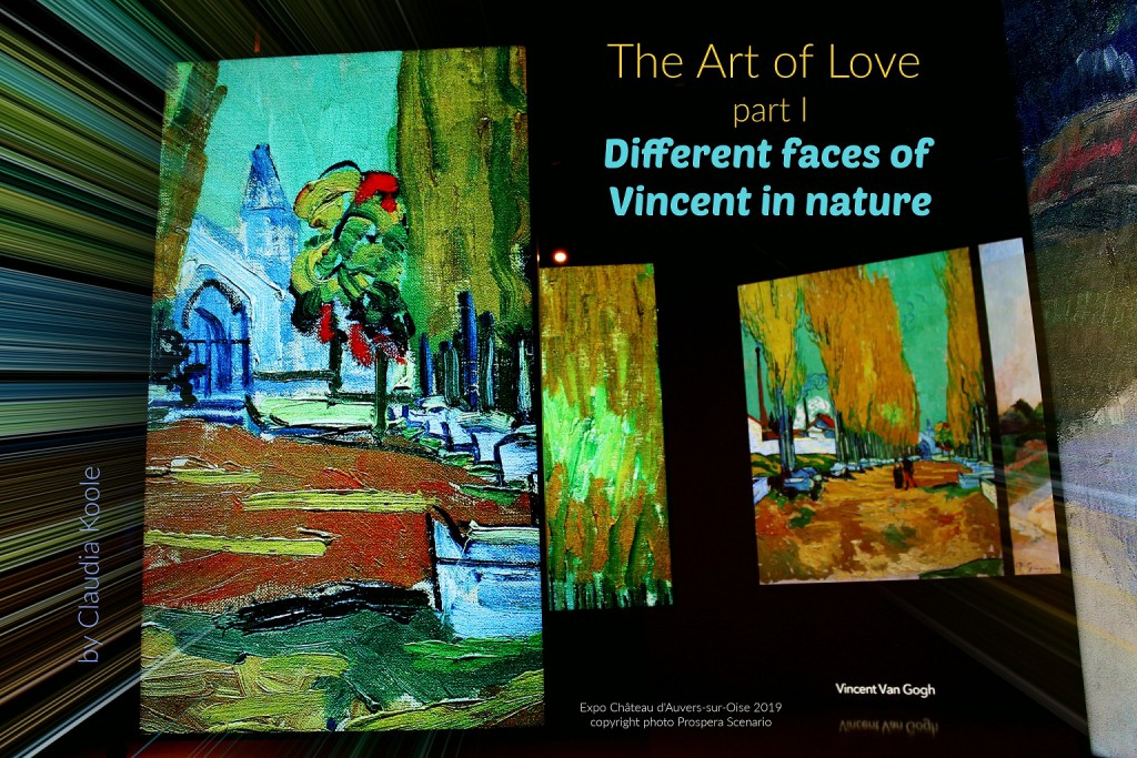 Verkleind Still The Art of Love - part I - Different faces of Vincent in nature 2020